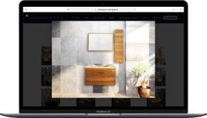نمونه کار طراحی سایت قزل آنلاین طراحی شده توسط آژانس خدمات کسب و کار راحت بین RahatBin
