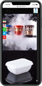 نمونه کار طراحی سایت معرفی نسخه موبایل توسط آژانس خدمات کسب و کار راحت بین RahatBin