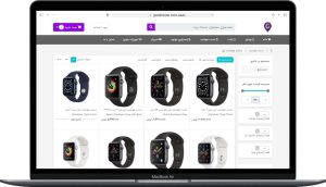 فروشگاه اینترنتی گوشی زون ارائه دهنده به روز ترین گوشی های همراه طراحی توسط تیم راحت بین RahatBin