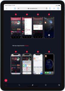 طراحی سایت فروشگاه صادق توسط گروه راحت بین RahatBin