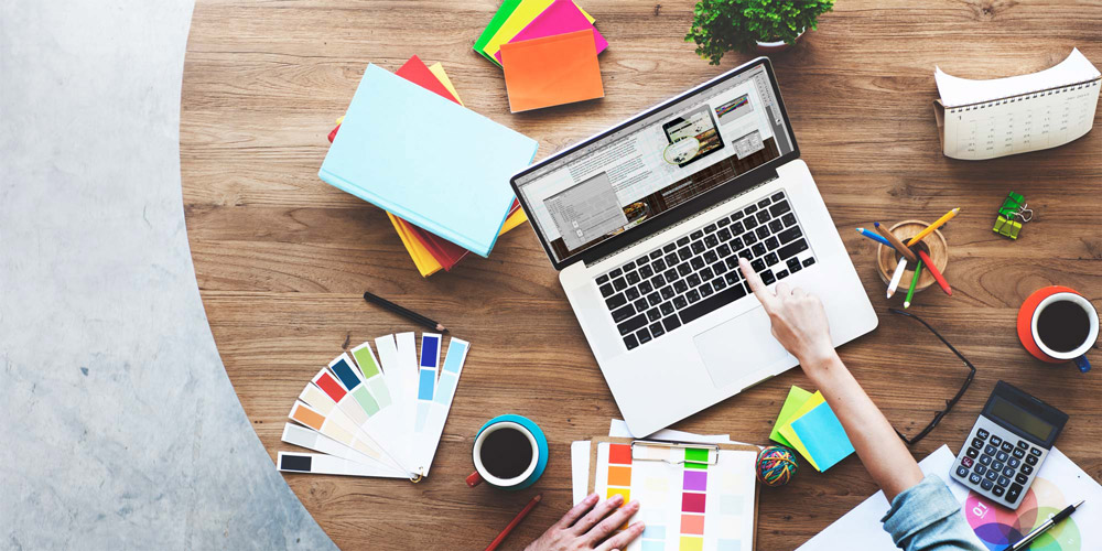 دلایل طراحی سایت - راحت بین